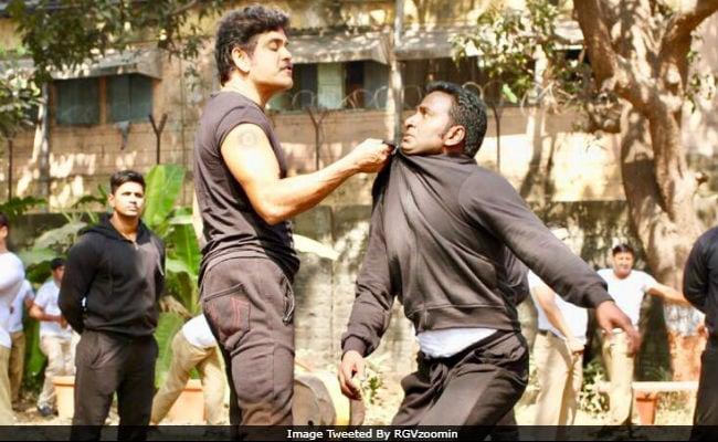 Ram Gopal Varma 'Finds A New Actor' In Nagarjuna, His First Hero. See Shoot Pics