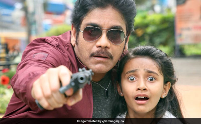 Nagarjuna And Ram Gopal Varma Start Filming In Mumbai. See Their Tweet Exchange