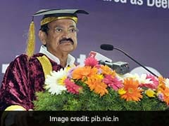 Make Mother Tongue A Mandatory Subject Up To High School: Vice President To States