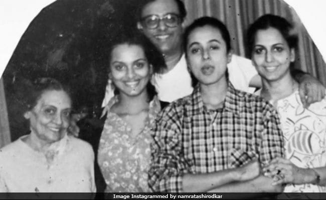 Mahesh Babu's Wife Namrata Shirodkar Posts An Old Family Pic, Also Featuring Sister Shilpa