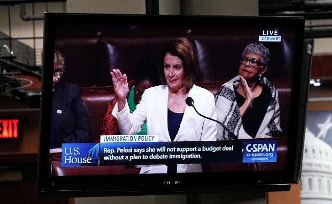 Nancy Pelosi's Marathon 'Dreamers' Speech Breaks Over 100-Year-Old Record
