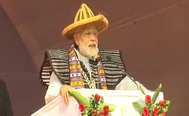 'My Arunachal' Speaks Best Hindi In Northeast: PM's Outreach In Itanagar