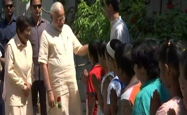 PM Modi Speaks On The Occassion Of Auroville Foundation's Golden Jubilee Week: Highlights