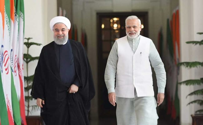 India-Iran Sign 9 Agreements,