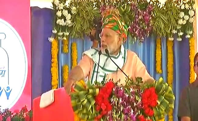 PM Modi Launches Rs 1000-Cr Development Schemes For Daman And Diu