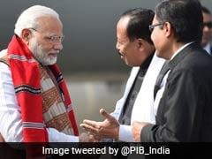 PM Modi Visits Arunachal Pradesh, To Address Election Rallies In Tripura: LIVE Updates