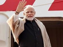 Highlights: PM Modi's Historic Visit To Palestine, UAE, Oman Begins With Stopover At Jordan