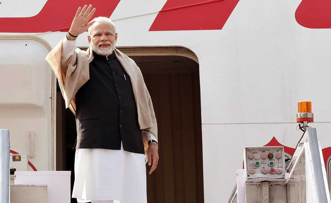Highlights: PM Modi's Historic Visit To Palestine, UAE, Oman Begins With Stopover At Jordan