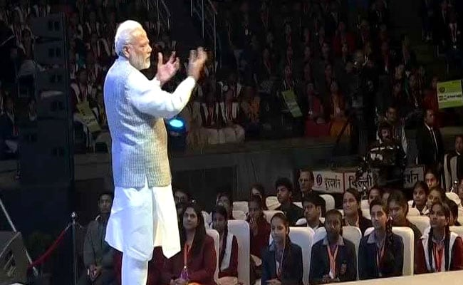 Pariksha Pe Charcha Highlights: PM Modi Interacts With Students, Talks About Exam Stress