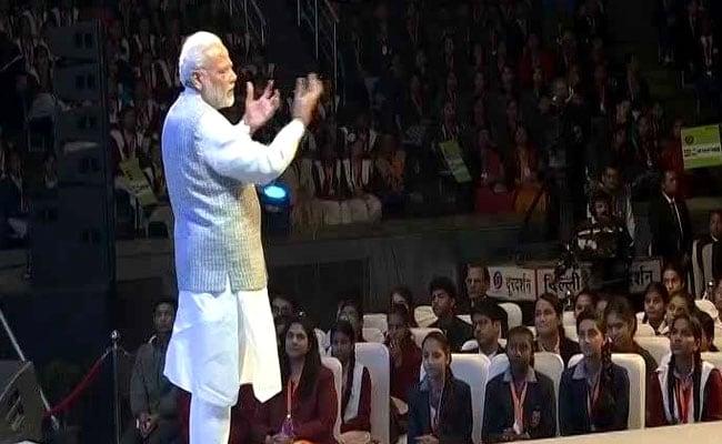 Pariksha Pe Charcha Highlights: PM Modi Interacts With Students, Talks About Exam Stress