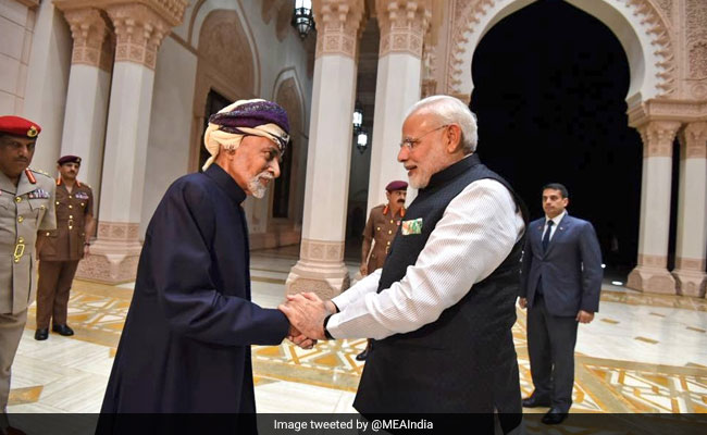 Oman Visit To Impart 'Substantial Momentum' To Ties, Says PM Modi