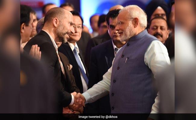 PM Modi, Uber CEO Dara Khosrowshahi Discuss Ways To Help India Become $5 Trillion Economy