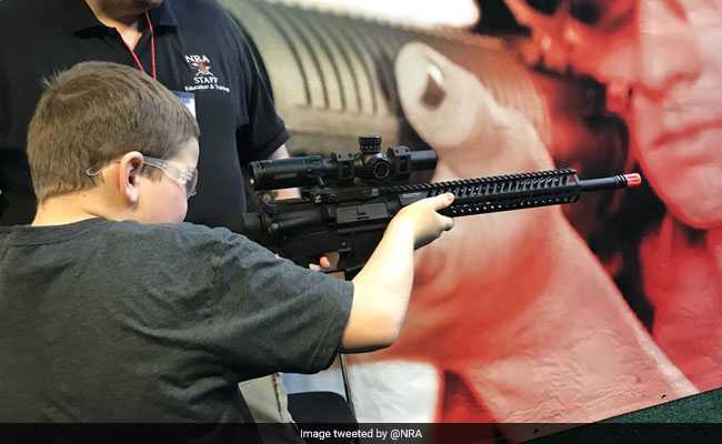 US Gun Lobby Sues Florida For Raising Minimum Age To 21 For Buying Arms