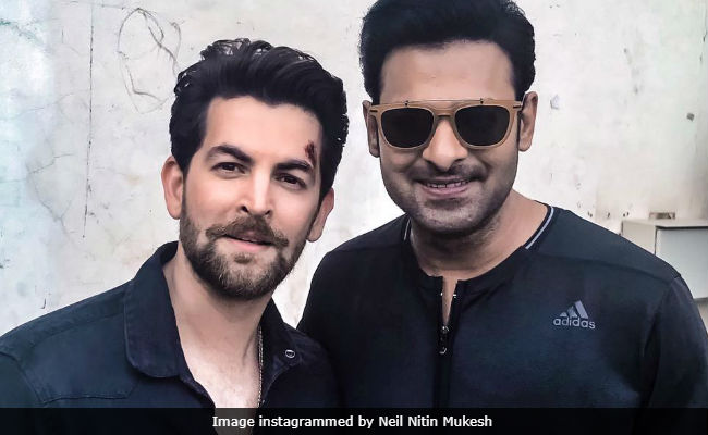 Neil Nitin Mukesh, Prabhas' Saaho Villain, On Playing Negative Roles