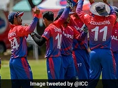 Nepal Captain 'Can't Speak' After Thrilling Win to Reach Cricket World Cup Qualifiers