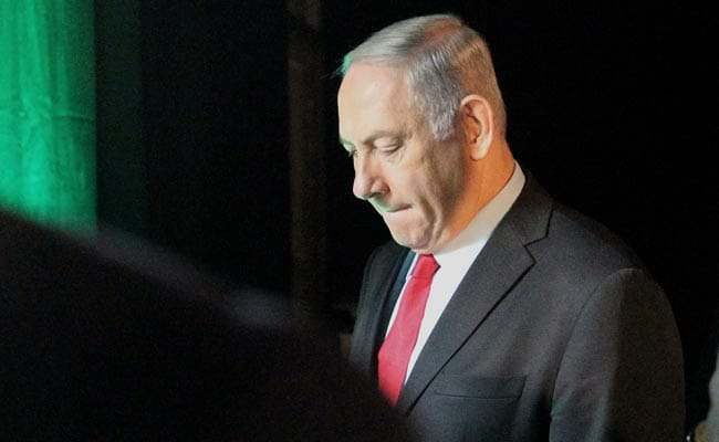 Setback For Benjamin Netanyahu As Ex-Aide Signs Witness Deal: Report