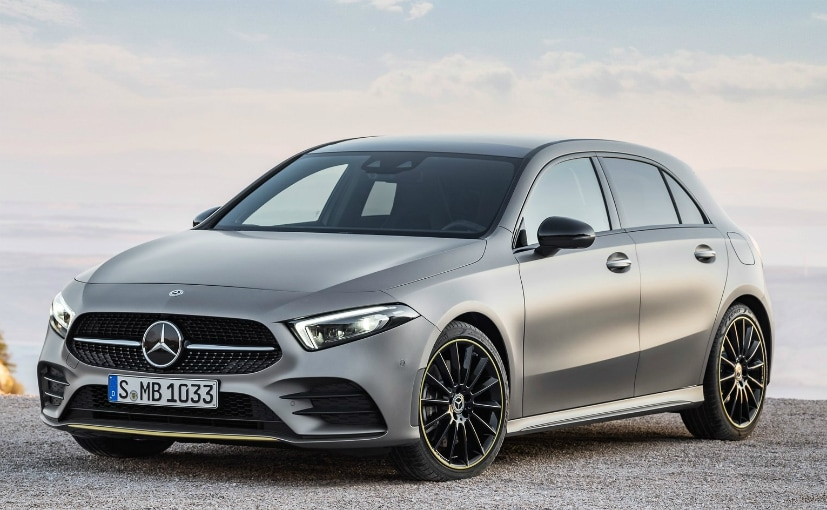 Mercedes Benz A Class >> New Gen Mercedes Benz A Class Coming To India In 2019