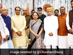 Madhya Pradesh Chief Minister Inducts 3 New Faces In His Cabinet