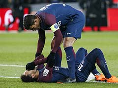 Neymar Out For