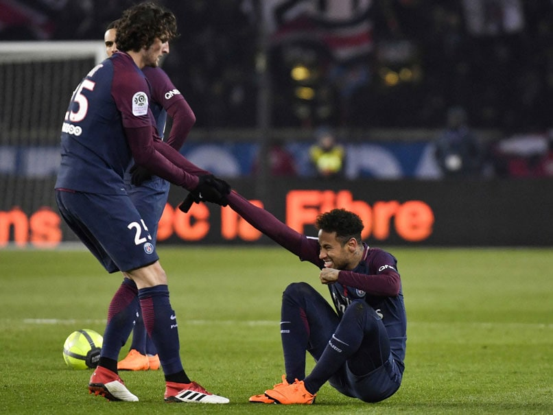 Neymar set to miss Champions League clash with Real Madrid