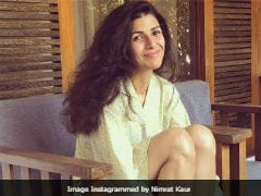 Nimrat Kaur's Tryst With Fitness: Yoga, Pilates And Combat Training