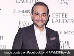 Nirav Modi Firm's Top Officer Arrested In Money Laundering Case, Say Officials