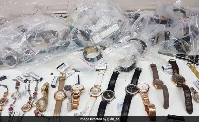 Enforcement Directorate Freezes Deposits, Shares Worth Rs 44 Crore Of Nirav Modi Group
