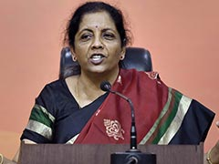 "Hollande Claim Linked To Charges Against ""Associate"": Nirmala Sitharaman"