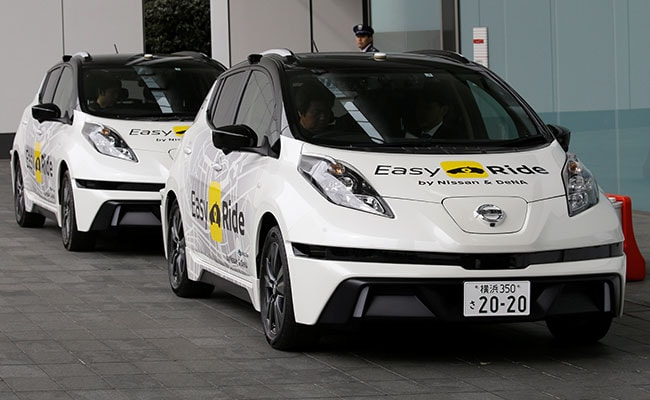 With Easy Ride Trial, Nissan Takes New Step Towards Being Uber's Competitor