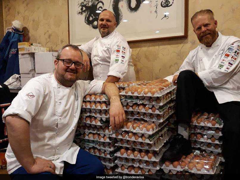 Norway's Olympic team gets 15K eggs because of translation error