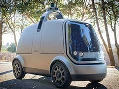 Robot Delivery Vans May Hit Your Street Before Self-Driving Cars
