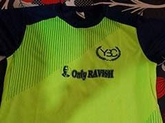 कोलकाता में फैन्स ने बनाई 'Only RAVISH' क्रिकेट टीम, रविवार को मैदान में उतरेगी