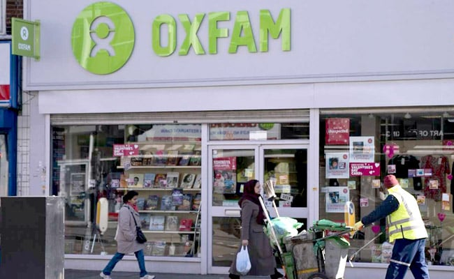 Charity Commission receives 80 cases in wake of Oxfam sex scandal