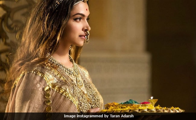 'Padmaavat' Box Office Collection Day 12: Deepika Padukone's Film Is 'Rock-Steady.' Makes 219.50 Cr
