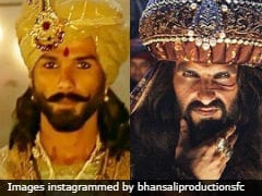 """""""<i>Padmaavat</i>"""": Shahid Kapoor Would Have Played Ranveer Singh's Khilji 'Differently'"""