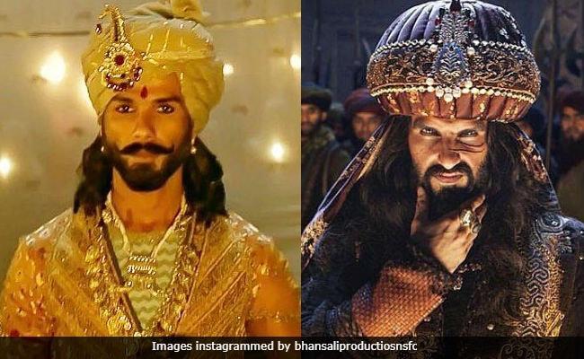 'Padmaavat': Shahid Kapoor Would Have Played Ranveer Singh's Khilji 'Differently'