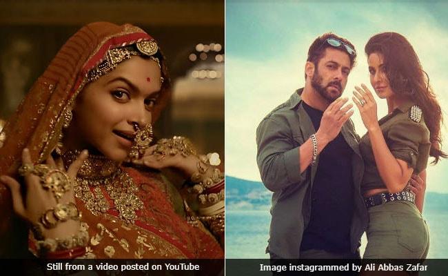 Padmaavat Box Office Collection Day 7: 'पद्मावत' ने दी Tiger Zinda Hai को पटखनी, आमिर खान की PK को भी दिया पछाड़