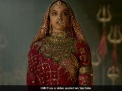 """<i>Padmaavat</i>"": Deepika Padukone Says, 'No Sane Person Today Will Endorse <i>Jauhar</i>'"
