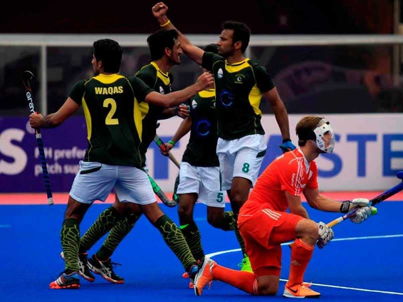 Pakistan Will Play In 2018 Hockey World Cup Hosted By India
