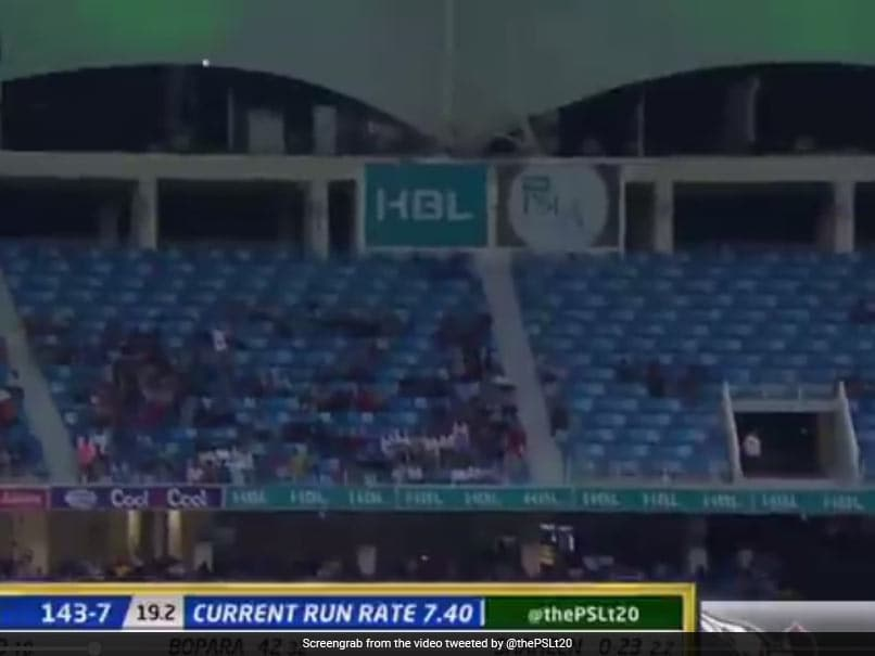 PSL 2018: Indian Cricket Fans Make Fun Of Empty Stands At Pakistan Twenty20 League