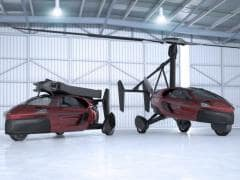 Production Version Of Flying Car Heading To The Geneva Motor Show 2018