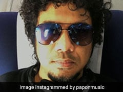 फेसबुक लाइव में नाबालिग से  'KISS विवाद' के बाद पापोन ने शो 'द वॉयस इंडिया किड्स' छोड़ा