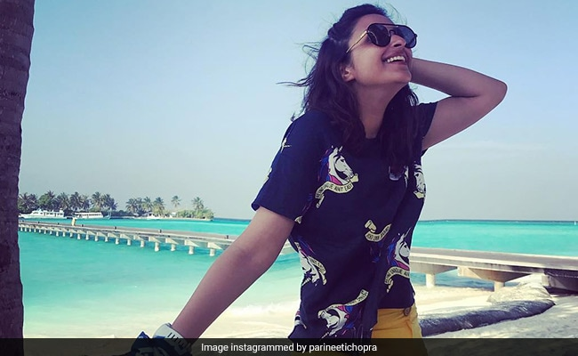 Parineeti Chopra's Maldives Picture Is Giving Us Vacation Feels