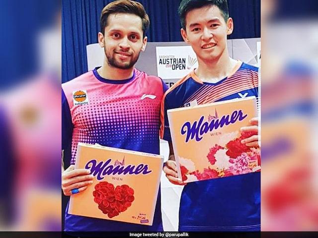 Parupalli Kashyap Hopes Austrian Open Triumph Will Lead To Good 2018 Season