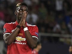 FA Cup: Paul Pogba Ruled Out Of Manchester United