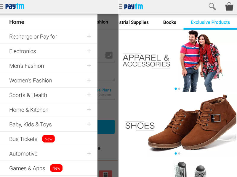 paytm app body