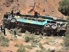 At Least 44 Dead In Peru After Bus Plunges Into Ravine