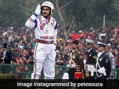Former White House Photographer Trolls Trump With Republic Day Parade Pic