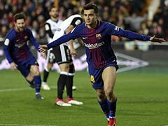 Philippe Coutinho Opens Barcelona Account In Copa Del Rey Win Over Valencia