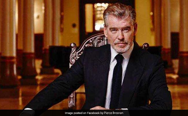 Ex-007 Pierce Brosnan Asked To Explain Why He Acted In Paan Masala Ad